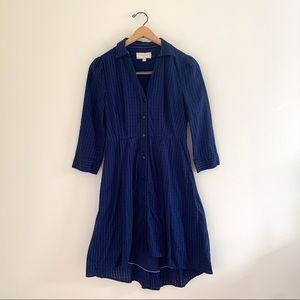 Anthropologie Moulinette Soeurs Dakota Shirt Dress